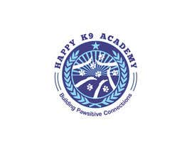 Nro 4 kilpailuun K9.Academy logo design käyttäjältä happychild
