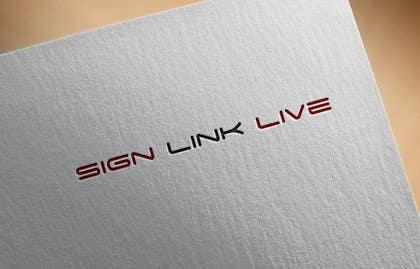 Milon077 tarafından Sign Link Live için no 6