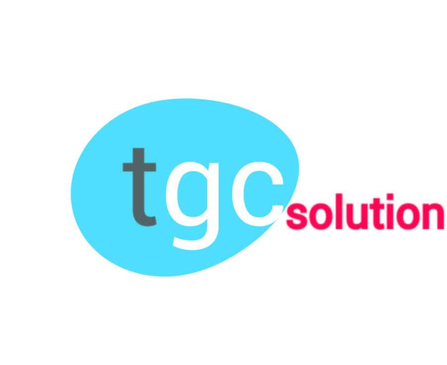 Proposition n°38 du concours Design a Logo for TGC Solutions