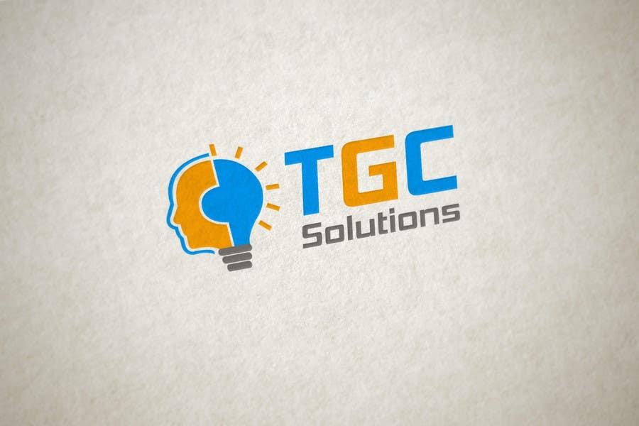 Proposition n°60 du concours Design a Logo for TGC Solutions