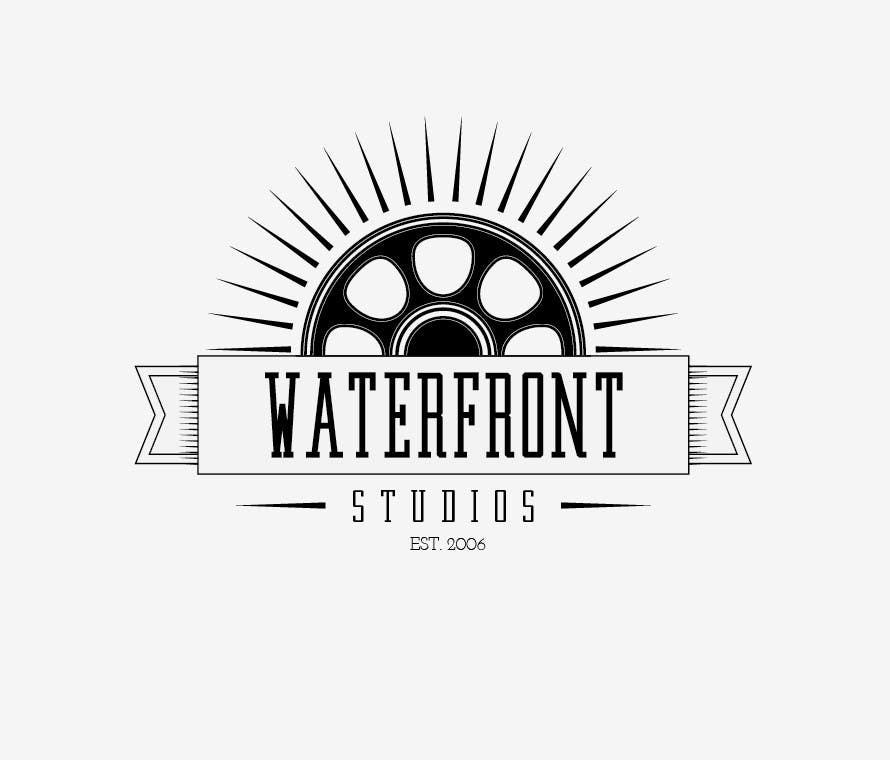 logo design for waterfront studios