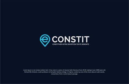 designpoint52 tarafından Concevez un logo ECONSTIT için no 157
