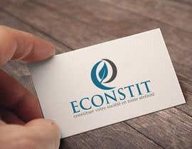 rohima1297 tarafından Concevez un logo ECONSTIT için no 121