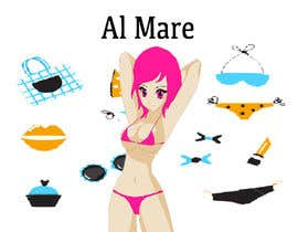 #2 for Design Bikini & beach accessories logo af dceffects