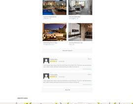 Nro 7 kilpailuun Design A Webpage Mockup käyttäjältä rizsoft11