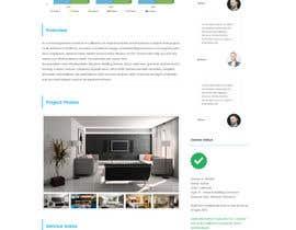 Nro 3 kilpailuun Design A Webpage Mockup käyttäjältä LynchpinTech