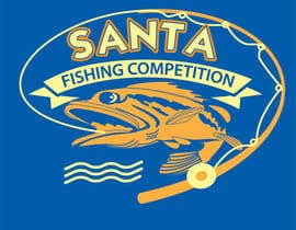 #22 para Design a Logo for fishing competition por tjayart