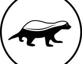 demianlazarte tarafından Design a Logo - Honey Badger için no 5