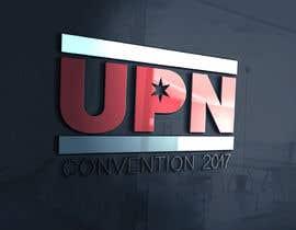 Nro 144 kilpailuun UPN Convention 2017 Logo and UPN graphic käyttäjältä marcelorock