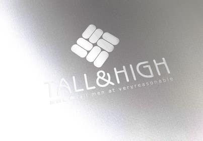 "crazenators tarafından Design a Logo for ""Tall & High"" için no 15"