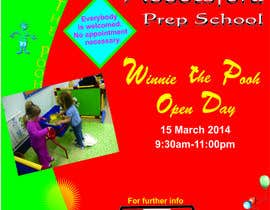 #15 para Design Flyer for School Open Morning por Devoted4tasks