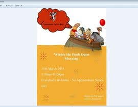 #1 para Design Flyer for School Open Morning por oomayghazala