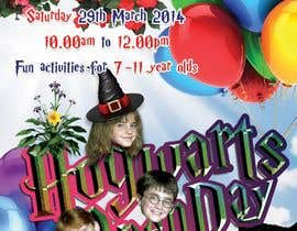 #23 for Design Flyer for School Open Day by howthesun