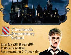 #27 for Design Flyer for School Open Day by toderascnd