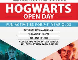 #26 for Design Flyer for School Open Day by sanpatel