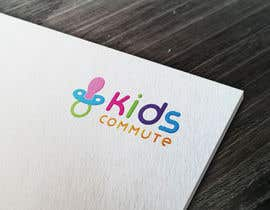 hightechvalley tarafından Kids Commute Logo için no 25