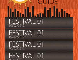 Nro 3 kilpailuun Graphic Design for Music Festival Guide (iPhone Application) käyttäjältä iconwebservices