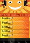 Graphic Design Contest Entry #1 for Graphic Design for Music Festival Guide (iPhone Application)