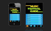 Photography Contest Entry #15 for Graphic Design for Music Festival Guide (iPhone Application)