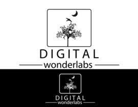 #171 para Logo Design for Digital Wonderlabs por branislavad