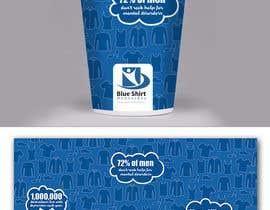 m99 tarafından Design a label (print) for a disposable coffee cup için no 15