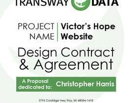 #8 para Design some Stationery for a Proposal Agreement por Bornen