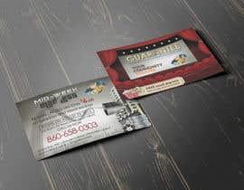 Nro 6 kilpailuun Design a Postcard advetisment käyttäjältä MooN5729