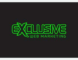 #45 untuk Design a Logo for Exclusive Web Marketing oleh engleeINTER