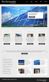 #9 para Design a Website Mockup for energy performance por zicmedia