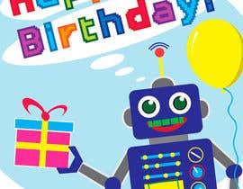 Nro 41 kilpailuun Illustrate/Design 4 Children's Gift-Tags käyttäjältä ElenaGold
