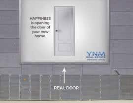 Nro 55 kilpailuun Design an Advertisement for YNM Real Estate käyttäjältä designkolektiv