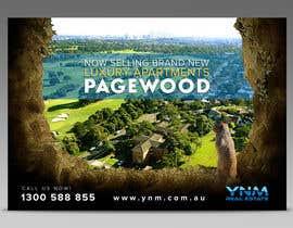 Nro 58 kilpailuun Design an Advertisement for YNM Real Estate käyttäjältä Iddisurz