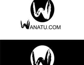 Nro 57 kilpailuun DESIGN A LOGO FOR WANATÚ käyttäjältä nazish123123123