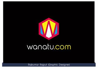 rajputdesigns tarafından DESIGN A LOGO FOR WANATÚ için no 55