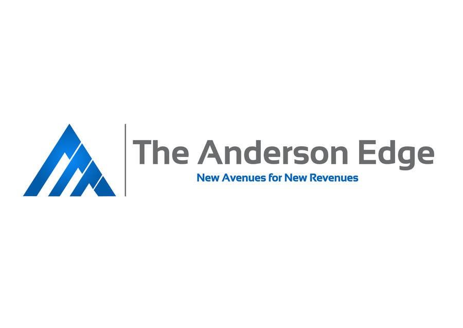 Kilpailutyö #42 kilpailussa Logo for The Anderson Edge