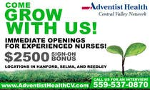 Entry # 25 for Design a Banner for a Hospital by