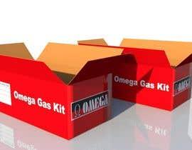 Nro 4 kilpailuun Create a box design for gas welding kit käyttäjältä othmanesami2299