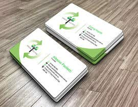 #6 for Design some Business Cards green routes by saikat9999