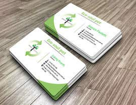 #8 for Design some Business Cards green routes by saikat9999