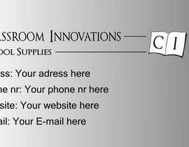 #13 untuk Design some Business Cards for Classroom Innovations oleh Jajczu