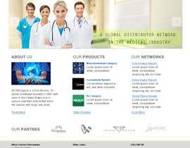 nº 35 pour Build a Website for AEONSurgical par hansasoft