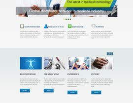 nº 9 pour Build a Website for AEONSurgical par freshstyla