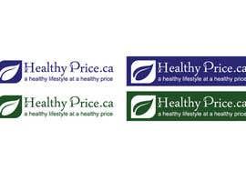 #62 para Design a Logo for HealthyPrice.ca por riyutama