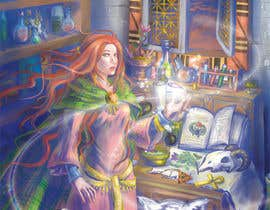 #33 for Illustrate for Pandora Chronicles  by maychang