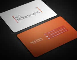 BikashBapon tarafından Design Business Cards for Ion Programming için no 44
