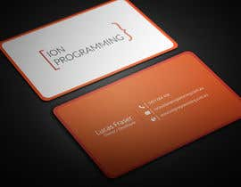 BikashBapon tarafından Design Business Cards for Ion Programming için no 45