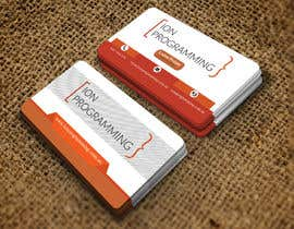 Shakibbim tarafından Design Business Cards for Ion Programming için no 53