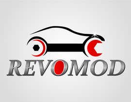 #3 for Design a Logo for Revomod by sabbir92