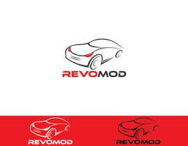 #13 for Design a Logo for Revomod by Ibrahimmotorwala
