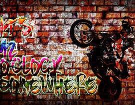 akshimet tarafından 12 O'Clock Somewhere Graffiti için no 1